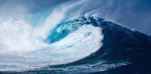 la vague du pouvoir créateur