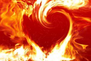 alchimie du feu