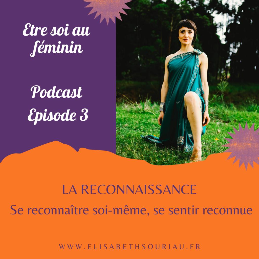 podcast elisabeth souriau reconnaissance